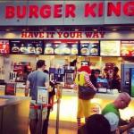 Burger King in Brooklyn