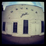 Gruene Door in New Braunfels