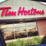 Tim Horton's in Columbus