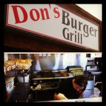 Don's Burger Grill in Bethany, OK