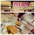 Five Guys in Fairfax