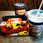 Tim Horton's in Winnipeg