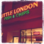 Little London Fish & Chips in Alhambra