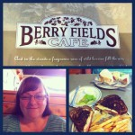 Berry Fields Cafe in Centralia, WA