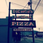 Di Carlo's Original Pizza Shop in Weirton