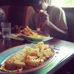 Port Washington Diner in Port Washington, NY