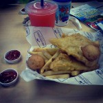 Long John Silver's Seafood in Merced