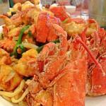 Gold Garden Seafood Restaurant in Portland
