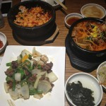 Apgujung korean restaurant in Vancouver, BC