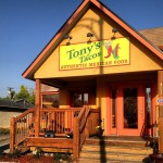 Tony's Tacos in Heber City, UT