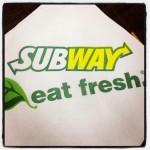 Subway Sandwiches in Travelers Rest