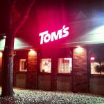 Tom's Family Restaurant in Buffalo