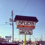 Spuds Family Restaurant in Lansing