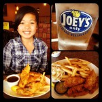 Joey's Only Seafood Restaurant in Winnipeg