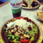 Baja Fresh Mexican Grill in Meridian