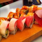 Sushi Paradise in Kihei
