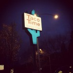 Taco Time in Seattle