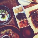 Apgujung korean restaurant in Vancouver, BC