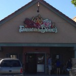 Famous Dave's in Gilroy, CA