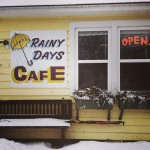 Rainy Day Cafe in Grand Haven