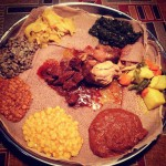 Blue Nile Ethiopian Restaurant in Ferndale