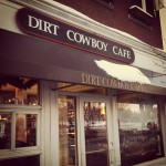 Dirt Cowboy Cafe in Hanover, NH