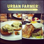 Urban Farmer Restaurant in Portland