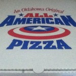 All American Pizza in Mustang