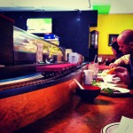 Sushi Train in Denver