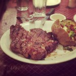 Texas Land and Cattle Steak House in San Antonio, TX
