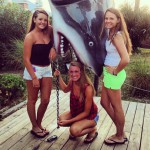 Sharky's Beach Club in Panama City Beach