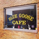 Blue Goose Cafe Pizza & Sub in Fennville