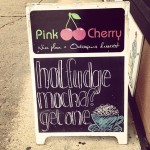 Pink Cherry in Salmon Arm