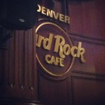Hard Rock Cafe in Denver