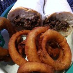 Capitan Burger in Los Angeles