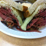 Pomperdale New York Style Deli in Fort Lauderdale