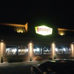Denny's in Edmonton, AB