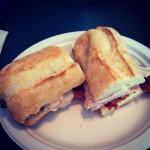 Tom's Sandwich Shop in Boston