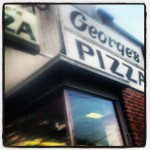 George's Pizza House in