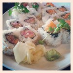 Sushi Zushi of the Domain in Austin, TX