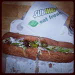 Subway Sandwiches in Buffalo