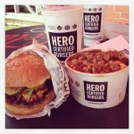 Hero Certified Burgers in Vaughan