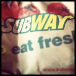 Subway Sandwiches in Santa Monica