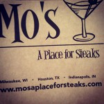 Mo's A Place for Steaks in Milwaukee