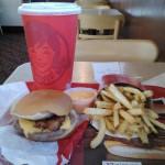 Wendy's in El Paso