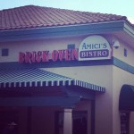 Amici's Brick Oven Pizza & Bistro in Myrtle Beach, SC