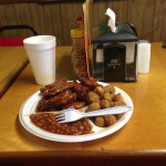 Archibald and Woodrows BBQ in Tuscaloosa