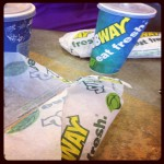 Subway Sandwiches in Troy