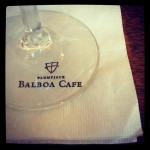 Balboa Cafe in San Francisco, CA