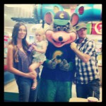 Chuck E Cheese in Greenville